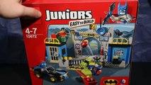 La batcave de BATMAN en Lego ☆ La baticueva de BATMAN en LEGO ☆ A batcaverna de Batman em LEGO