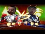 Sieu Nhan Game Play | Game kamen rider climax heroes | Rider Ryuki  vs Rider Hibiki