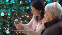 Lyon : une crèche de Noël installée au Conseil régional crée la polémique