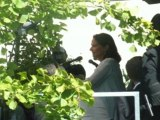 Photos de la fête de la rose à MELLE 2007