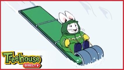 Max & Ruby's | Max's Rocket Run - Ep.10C | HD Cartoons for Children