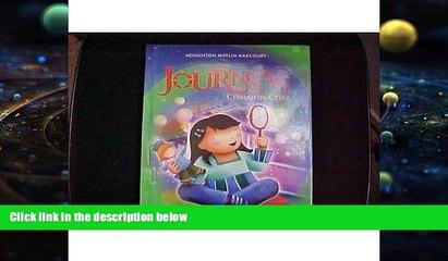 Pre Order Journeys: Common Core Student Edition Volume 5 Grade 1 2014 HOUGHTON MIFFLIN HARCOURT