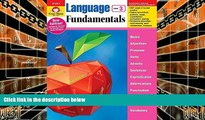 Price Language Fundamentals, Grade 3 (Language Fundamentals: Common Core Edition) Evan-Moor