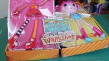 Lalaloopsy Workshop Mix and Match Doll Princess Lalaloopsy Doll Clown Lalaloopsy Doll
