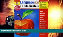 Pre Order Language Fundamentals, Grade 6 (Language Fundamentals: Common Core Edition) Evan-Moor