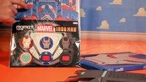 IRON MAN CAPTAIN AMERICA PAPER TOY ☞ DIY Patriotic Iron Man ☞ Iron Man en papier