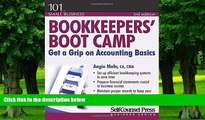 Audiobook  Bookkeepers  Boot Camp: Get a Grip on Accounting Basics (101 for Small Business) Angie
