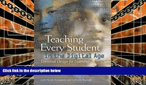 Price Teaching Every Student in the Digital Age: Universal Design for Learning David Rose On Audio