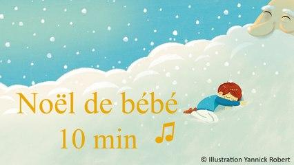 Musique et comptines - 10 min pour le Noël de bébé