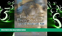 Best Price Teaching Every Student in the Digital Age: Universal Design for Learning David Rose PDF