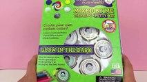 NEUSTE Kreation aus dem Intelligente Knete Labor von Crazy Aaron- Glow in the Dark Gute Nacht Putty