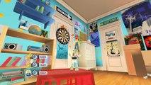 Toy Story 3 Svenska Filmen Spel Disney BUZZ LIGHTYEAR,JESSIE,WOODY Andys hus Spel veckade game movie