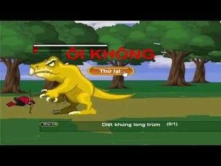 Sieu Nhan Game Play | Game 5 anh em siêu nhân bắn chim | chó | chuột các kiểu