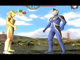 Ultraman Gaia VS Utraman Legend - video dailymotion