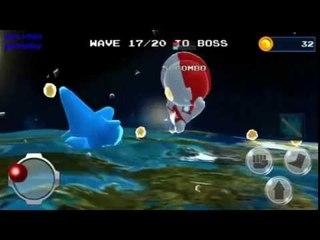 Sieu nhan game play | siêu nhân điện quang rumble đánh nhau với người ngoài hành tinh Ultramanrumble