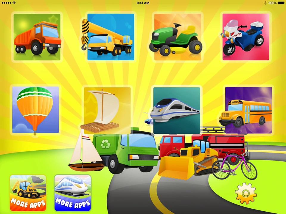 Trucks Builder