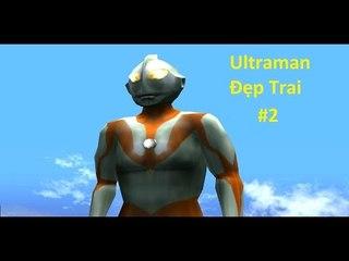 Sieu Nhan Game Play | Ultraman đấu với quái vật | Game Ultraman 2004 #2