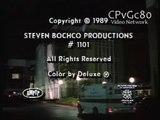 Steven Bochco Productions/20th Century Fox Television logos (1989)