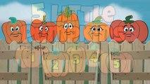 Halloween Song ♫ Halloween Songs For Children ♫ Halloween Halloween ♫ 5 Little Monsters ♫ Kids Songs