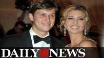 Ivanka Trump And Jared Kushner Likely To Have Formal White House Roles