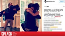 Kate Beckinsale and Michael Sheen Celebrate Daughter's Drama College Acceptance