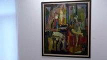 Exposition Etienne BLANC - Villa Tamaris-Pacha - Peintures