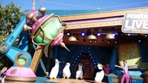 The Penguins of Madagascar Operation Cheesy Dibbles at Chessington World of Adventures Penguin Shake