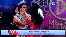 Mirka Cabrera Miss World Ecuador brilla en Miss Mundo