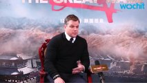 Matt Damon And 'The Great Wall' Crew Exposed To Chemicals, Dangerous Conditions