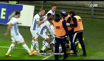Francois-Xavier Fumu Goal HD - Auxerre 1-0 Valenciennes - 16-12-2016
