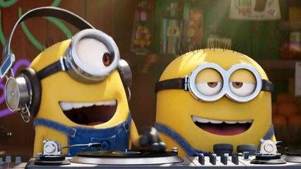 Minion Return in Despicable Me 3 Trailer
