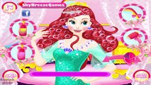 Ariels Wedding Hairstyle Ariel Games Ariel Hairstyle