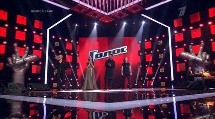 1TV - Голос 5 сезон 16 выпуск 16.12.2016 смотреть онлайн