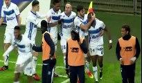 AJ Auxerre 1-1 Valenciennes FC - Tous Les Buts (16.12.2016)  - Ligue 2