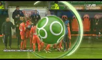 All Goals & Highlights HD - Laval 2-2 Amiens- 16-12-2016