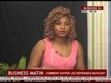 Business matin   comment éviter les dépenses unitiles ?