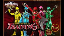 Power Rangers Mystic Force - Mystic Training Game