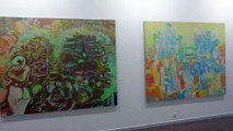 Exposition Etienne BLANC - Villa Tamaris-Pacha - Peintures - Concerts Sylvestres - Rencontres