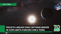 Projeto para capturar imagem de exoplanetas semelhantes a Terra em andamento.