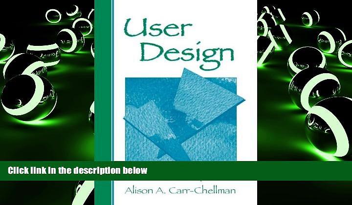 Download Alison A. Carr-Chellman User Design On Book