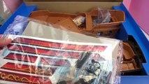 Bateau de pirates Playmobil – Le nouveau bateau de pirates Playmobil Unboxing