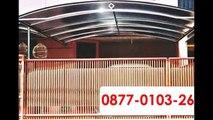 Pembuatan Canopy Rumah Surabaya,Pasang Canopy Rumah di Surabaya, CALL 0877- 0103 – 2699 ( XL )