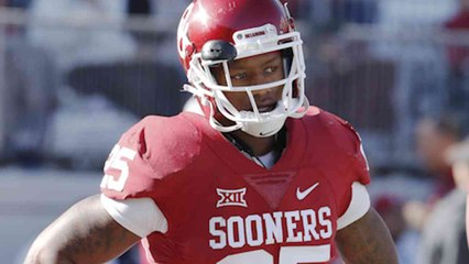 VIDEO: Oklahoma Sooners RB Punches Woman