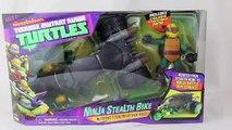 TMNT Ninja Stealth Bike Raphael Teenage Mutant Ninja Turtles Ninja Battle Motorcycle Car