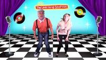 Brain Breaks - Action Songs for Children - Body Bop - Kids Songs by The Learning Station