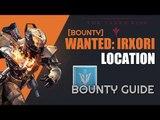 "Irxori Bounty Location in Destiny: The Taken King - ""Take The Wanted"" Bounty Guide"