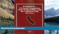 Buy Miguel A. Mendez Evidence, A Concise Comparison of the Federal Rules with the California Code