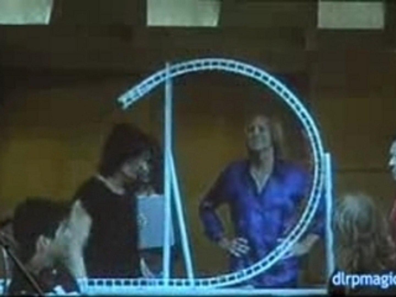 Rock 'n' Roller Coaster starring Aerosmith Pre-Show