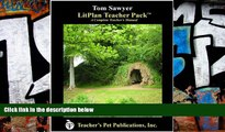 Price The Adventures of Tom Sawyer LitPlan - A Novel Unit Teacher Guide With Daily Lesson Plans