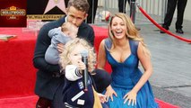Ryan Reynolds And Blake Lively's First Red Carpet Appearance With Daughters | Hollywood Asia